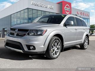 Used 2016 Dodge Journey R/T Rallye for sale in Medicine Hat, AB
