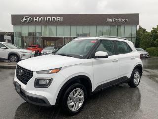 New 2022 Hyundai Venue PREFERRED for sale in Port Coquitlam, BC