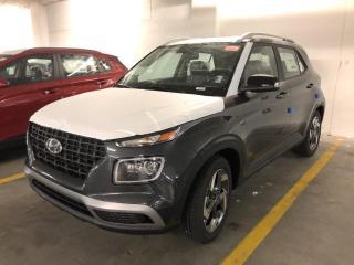 New 2022 Hyundai Venue Urban w/Black Interior for sale in North Vancouver, BC