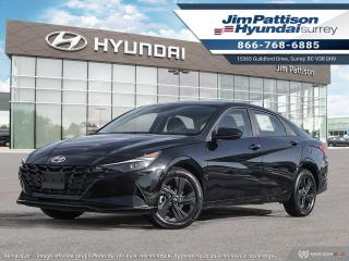 New 2022 Hyundai Elantra Preferred for sale in Surrey, BC