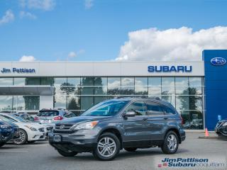 Used 2010 Honda CR-V EX for sale in Port Coquitlam, BC