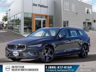 New 2021 Volvo V60 T6 Inscription for sale in North Vancouver, BC