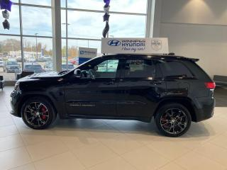 Used 2016 Jeep Grand Cherokee SRT - 6.4L/475HP/470LB-FT Torque, High performance Brembo Brakes, Track Mode, 8.4 Touchscreen display for sale in Winnipeg, MB
