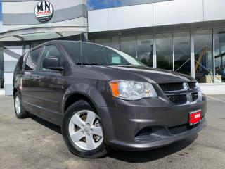 Used 2015 Dodge Grand Caravan SE/SXT 3.6L REAR STOW&GO ALLOYS for sale in Langley, BC