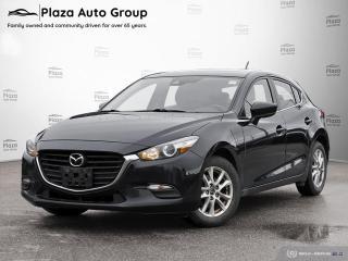 Used 2017 Mazda MAZDA3 Sport GS (M6) for sale in Orillia, ON