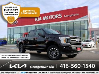 Used 2018 Ford F-150 XLT SPORT  CLN CRFX  NAV   BU CAM   HTD SEATS   BT for sale in Georgetown, ON