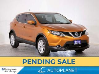 Used 2017 Nissan Qashqai SV AWD, Sunroof, Back Up Cam, New Brakes! for sale in Clarington, ON