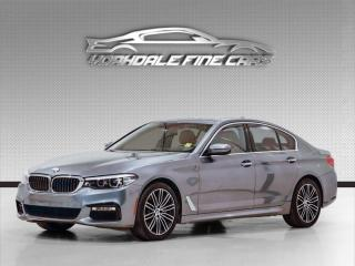 Used 2017 BMW 5 Series 530i xDrive AWD. Navigation. Roof. Camera. Loaded! for sale in Concord, ON