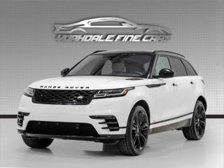 Used 2019 Land Rover Range Rover Velar P300 R-Dynamic SE. Navigation. Camera. Pano Roof. Loaded! for sale in Concord, ON