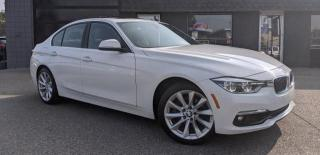 Used 2017 BMW 3 Series 330i xDrive Sedan. Camera. Sunroof. Navigation. Loaded! for sale in Concord, ON