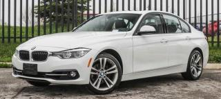 Used 2017 BMW 3 Series 4dr Sdn 330i xDrive AWD. Navigation. Camera. Sunroof. for sale in Concord, ON