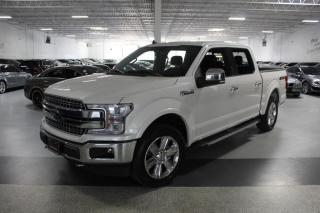 Used 2019 Ford F-150 LARIAT SUPERCREW I NAVIGATION I LEATHER I PANOROOF I R. CAM for sale in Mississauga, ON