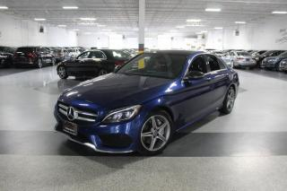 Used 2018 Mercedes-Benz C-Class C300 4MATIC I AMG I NAVIGATION I PANOROOF I 360 CAMERA I BT for sale in Mississauga, ON
