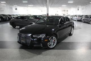 Used 2018 Audi A4 TECHNIK QUATTRO I NAVIGATION I SUNROOF I 360CAM I PUSH START for sale in Mississauga, ON