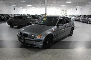 Used 2005 BMW 3 Series 325i I LEATHER I SUNROOF I HEATED SEATS I CRUISE I AS IS for sale in Mississauga, ON