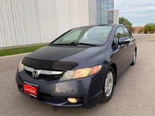Used 2009 Honda Civic Hybrid 4dr Sdn for sale in Mississauga, ON