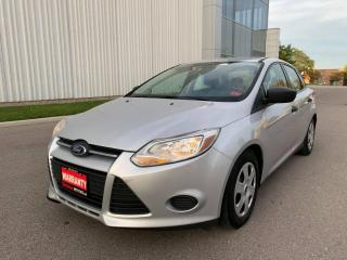 Used 2014 Ford Focus 4DR SDN S for sale in Mississauga, ON