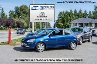 Used 2011 Hyundai Accent GL Sport, No Accidents, Local, A/C, Power Group! for sale in Surrey, BC