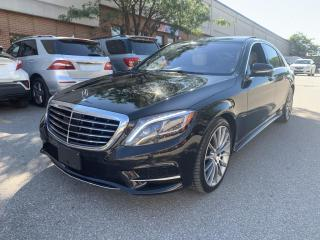 Used 2016 Mercedes-Benz S-Class 4dr Sdn S550 4MATIC LWB for sale in North York, ON