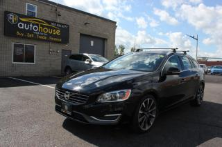 Used 2015 Volvo V60 T6 /LEATHER SEATS /SUNROOF for sale in Newmarket, ON