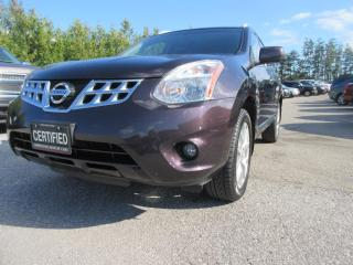 Used 2012 Nissan Rogue ACCIDENT FREE for sale in Newmarket, ON
