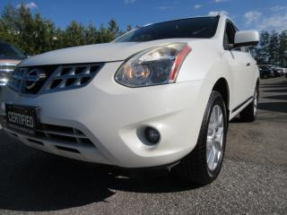 Used 2012 Nissan Rogue ACCIDENT FREE/AWD for sale in Newmarket, ON