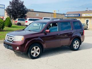 Used 2010 Honda Pilot 4WD 4dr EX-L for sale in Brampton, ON