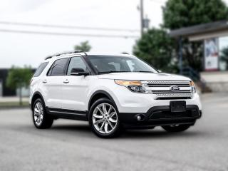 Used 2013 Ford Explorer XLT |NAV|PANOROOF|7 SEATER|BACKUP|GREAT CONDITION for sale in North York, ON