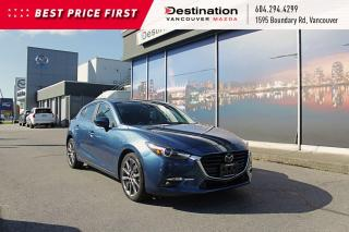 Used 2018 Mazda MAZDA3 Sport GT - 1 Owner Only! Non Smoker! for sale in Vancouver, BC