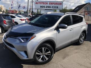 Used 2018 Toyota RAV4 LE AWD Camera/Bluetooth/Keyless&GPS* for sale in Mississauga, ON