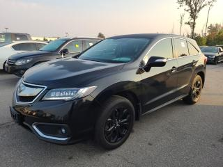 Used 2017 Acura RDX TECH PKG Alloy Upgrade/Navigataion/Sunroof/Camera for sale in Mississauga, ON