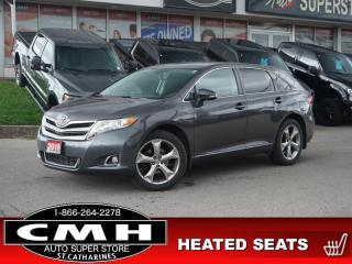 Used 2016 Toyota Venza Base  CAM P/SEAT HTD-SEATS 20-AL for sale in St. Catharines, ON