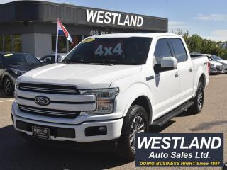 Used 2020 Ford F-150 Lariat Sport for sale in Pembroke, ON