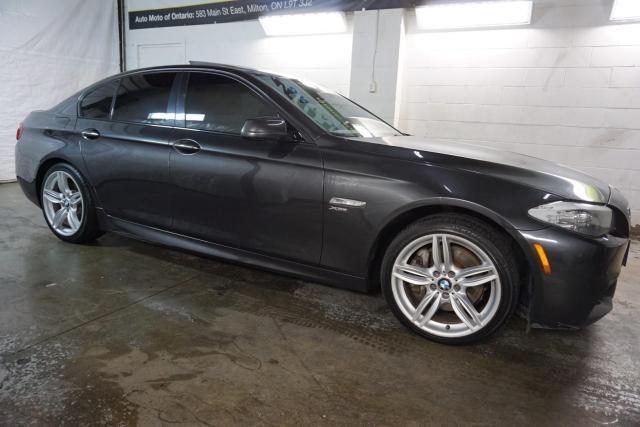 "2011 BMW 5 Series 535I LUXURY ""M PACKAGE"" AWD NAVI CERTIFIED 2YR WARRANTY BLUETOOTH HEATED PARKING SENSORS"