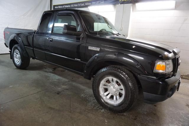"""2010 Ford Ranger FX4 4x4 OFF-ROAD CERTIFIED 2YR WARRANTY HITCH ALLOYS """"SPORT PACKAGE"""""""