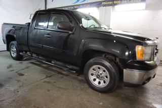 Used 2010 GMC Sierra 1500 V8 SL 4x4 S EXT. CAB CERTIFIED 2YR WARRANTY CRUISE RUNNING BOARDS BED LINER&COVER
