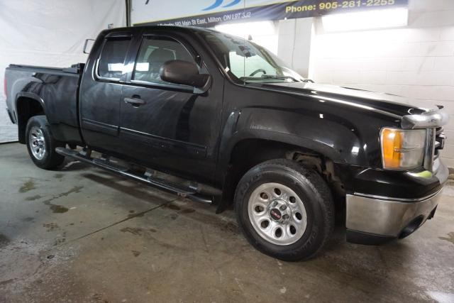 """2010 GMC Sierra 1500 V8 SL 4x4 S EXT. CAB CERTIFIED 2YR WARRANTY CRUISE RUNNING BOARDS BED LINER&COVER """"BACK RACK"""""""