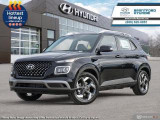 New 2021 Hyundai Venue Ultimate w/Black    - $155 B/W for sale in Brantford, ON