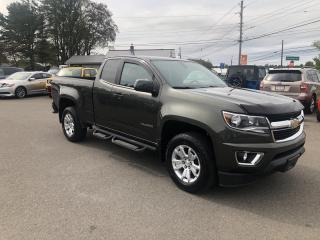 Used 2018 Chevrolet Colorado LT Ext. Cab 4WD for sale in Truro, NS