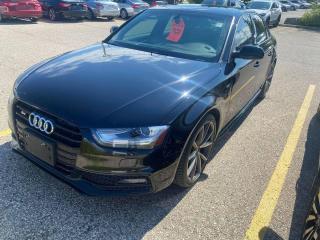 Used 2015 Audi S4 Premium Plus quattro 7A for sale in Waterloo, ON