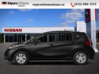Used 2018 Nissan Versa Note SV CVT  - Bluetooth -  Heated Seats for sale in Ottawa, ON