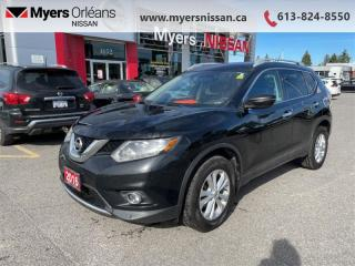 Used 2016 Nissan Rogue SV  - Bluetooth -  Heated Seats for sale in Orleans, ON