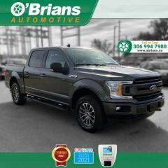 Used 2019 Ford F-150 XLT/SPORT w/4x4, Backup Camera, Navigation, Heated Seat, Cruise for sale in Saskatoon, SK