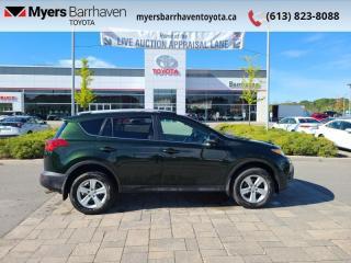 Used 2013 Toyota RAV4 XLE  - Sunroof -  Bluetooth for sale in Ottawa, ON