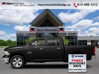 New 2021 RAM 1500 Classic - $444 B/W for sale in Ottawa, ON