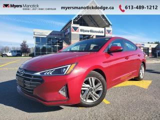 Used 2019 Hyundai Elantra Preferred  - Heated Seats - $142 B/W for sale in Ottawa, ON