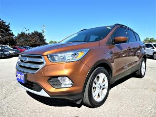 Used 2017 Ford Escape SE 1.5L | Back Up Cam | Heated Seats | Cruise Control for sale in Essex, ON