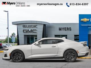 New 2022 Chevrolet Camaro ZL1 for sale in Orleans, ON
