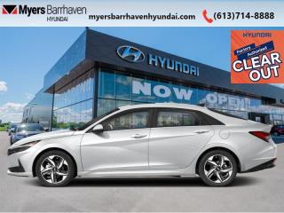 New 2022 Hyundai Elantra Hybrid Ultimate w/Two-Tone  - $181 B/W for sale in Nepean, ON