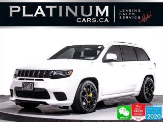 Used 2020 Jeep Grand Cherokee Trackhawk, 707HP, AWD, SUPERCHARGED, KEYLESS for sale in Toronto, ON